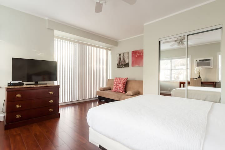 1bedroom King w/ Kitchen - Fort Lauderdale - Appartement