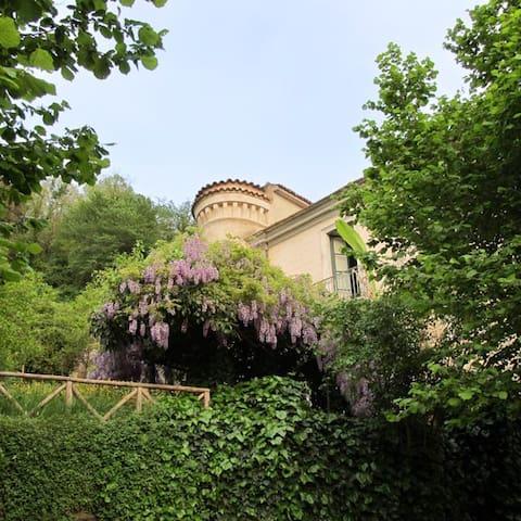 Palazzo Gallotti B&B (room 2) - Battaglia - Schloss