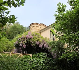 Palazzo Gallotti B&B (room 2) - Battaglia - Castelo