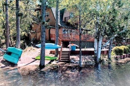 Little Bear Lake Hideaway Booking Fall 2020