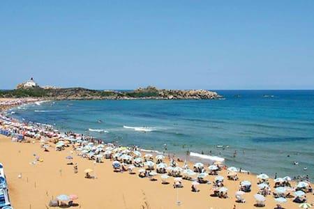 Appartement F3 neuf climatisé Oran proche plage - Aïn El Turk - Appartement