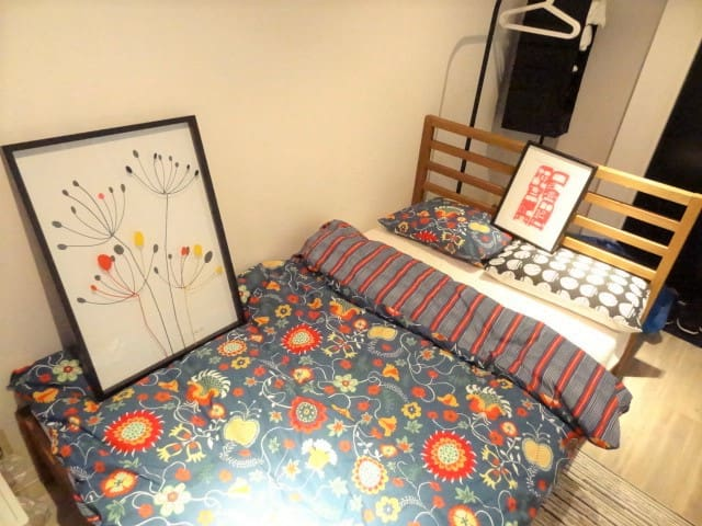 Meguro Spacious Room. 5mins ride to Shibuya - Meguro-ku - Apartament