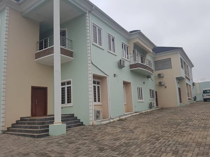 Akingston 2bedroom Apartment 3 KI GRA Akobo Ibadan