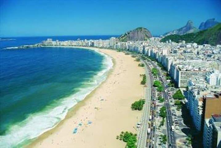 Studio em Copacabana