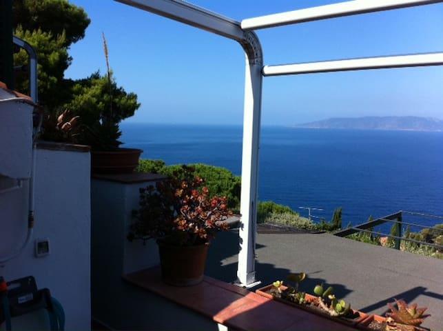 Mediterranean Pearl Facing the Sea - Cala Piccola - Wohnung