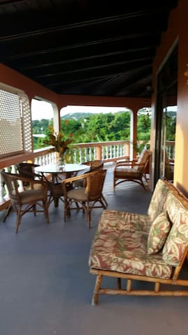 Apartment in Rodney Bay