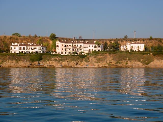 Acogedor apartamento en el mar de dos habitaciones