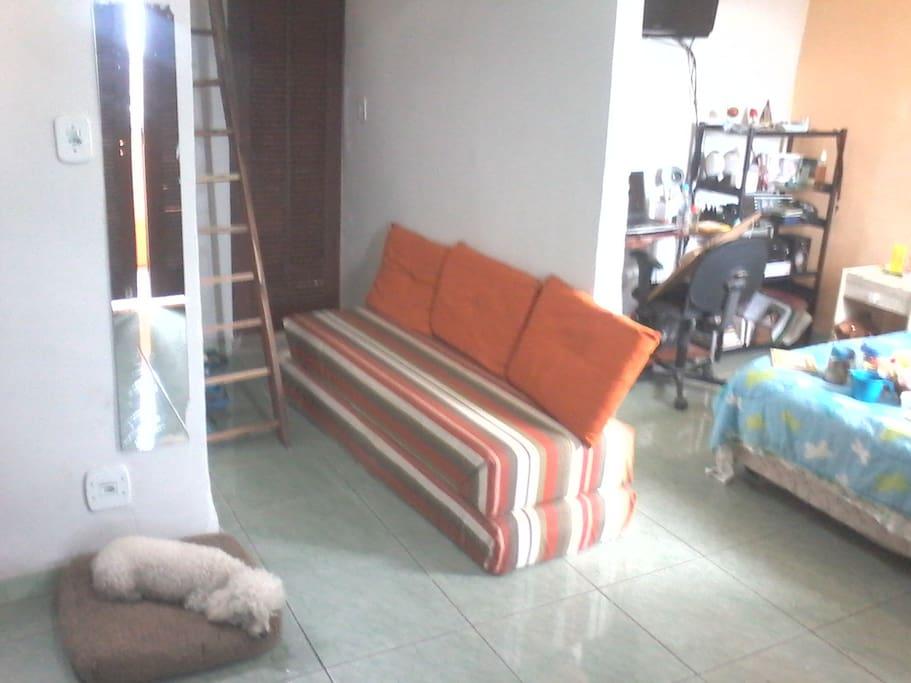 sala reversível