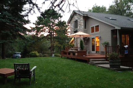 Amazing Modern Lakefront Home - Long Pond - Dům