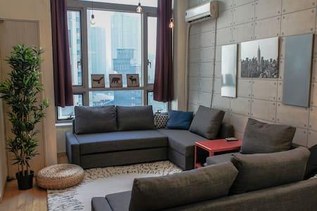 Duplex Studio/N Seoul Towel/Seoul Station 2 - Apartment