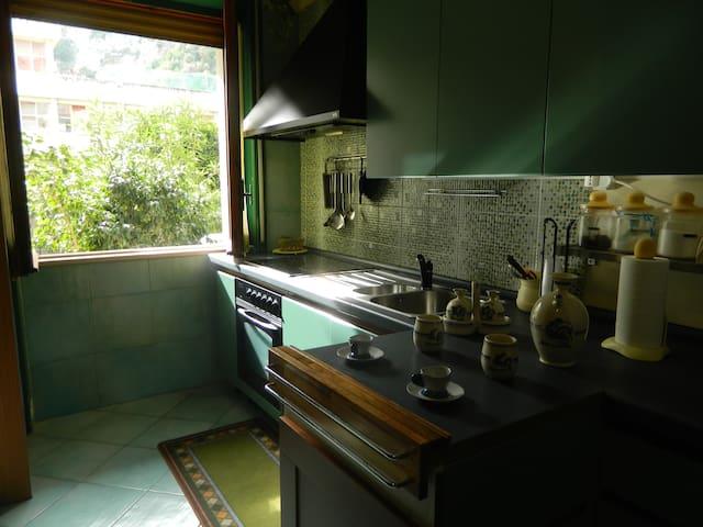 Grazioso appartamento per meravigliosa vacanza - Maiori