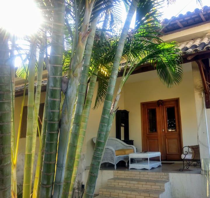 Casa 422 com conforto, segurança e tranquilidade