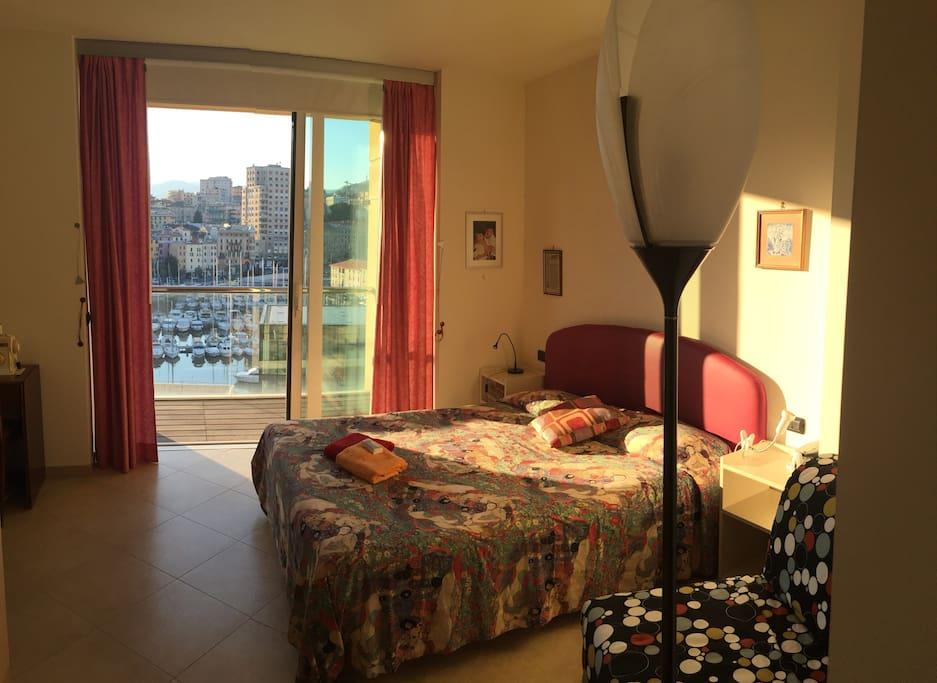 La tua stanza con accesso terrazza