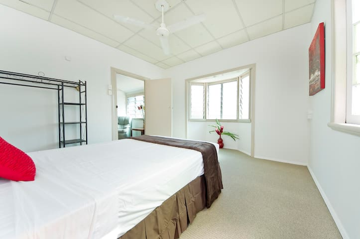 Inner City Share House - Room 3 - Cairns - Casa
