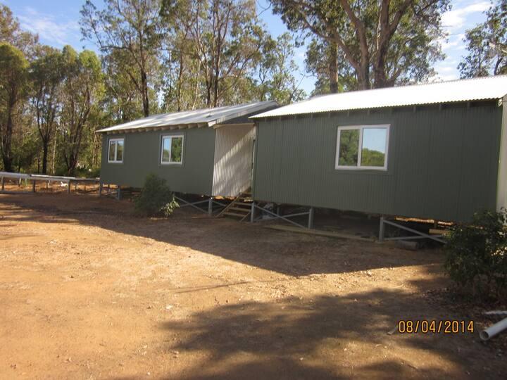 Eco Cabin 2 Bedroom