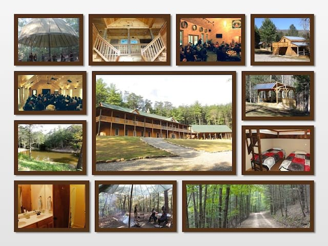 Rooms at Mountain Shepherd Lodge - Catawba, VA