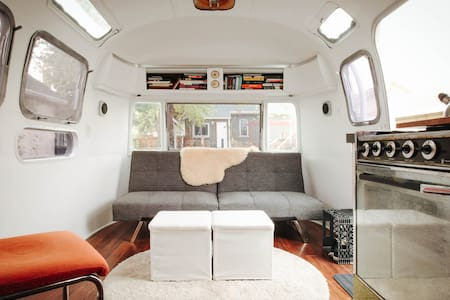 Restored Modern Airstream - Salt Lake City - Campingvogn