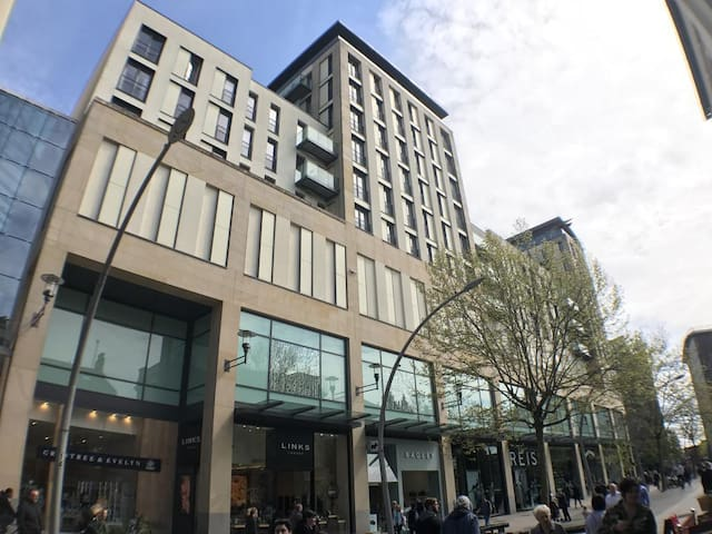 Cardiff City Centre Apartment