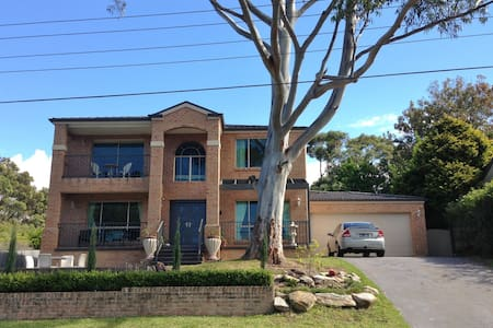 Spacious Modern Home close to Manly - Allambie Heights