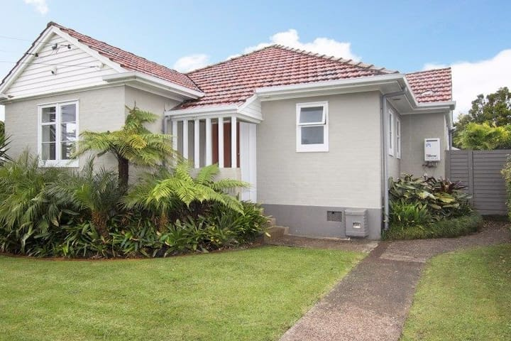 Cute in Point Chevalier - Auckland - Rumah