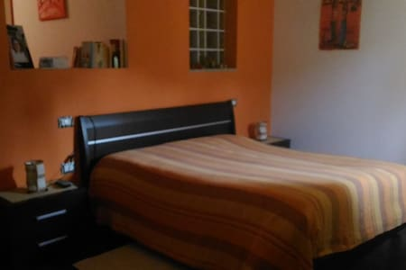 B&B Annalu' camera matrimoniale bagno privato - Guspini - Bed & Breakfast