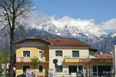 B&B CON USO CUCINA  - Feltre - Bed & Breakfast