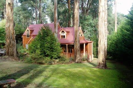 WHISTLESTOPOVER COTTAGE - Cockatoo - Rumah