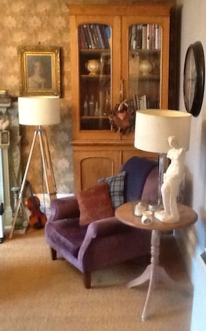The Old School Master's Rooms - Clitheroe - Appartement