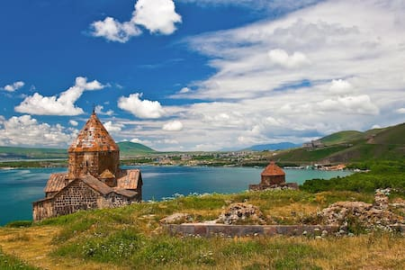 Guest House + Transfer to Sevan lake 2