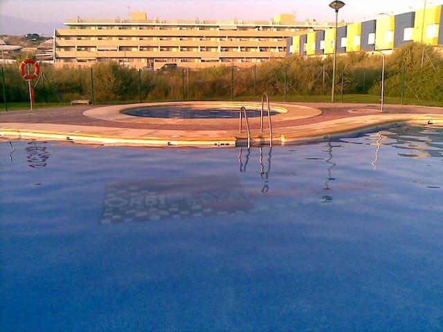 BALERMA playa piscinas y paddle - El Ejido - Rumah
