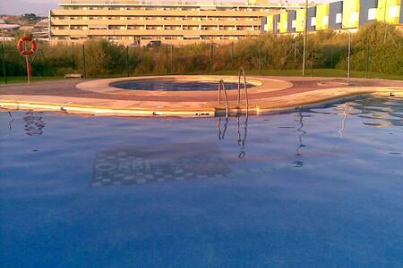 BALERMA playa piscinas y paddle - El Ejido - 独立屋