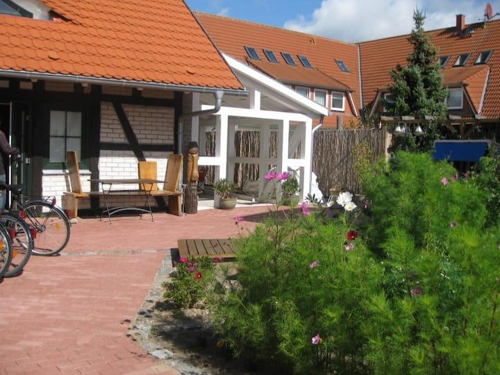 Traumhafte Wohnung - 2 Etagen in altem Bauernhaus