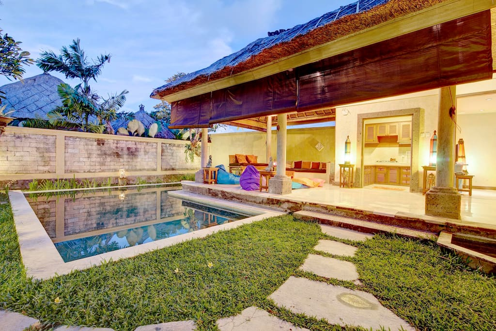 Dream Villa in Umalas1 - Seminyak