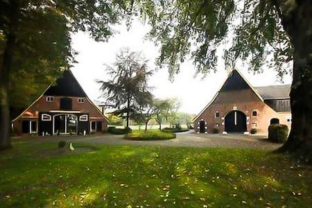 Prachtige Kloosterboerderij - Diepenheim