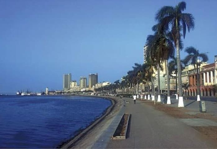 Home way from home   - Luanda