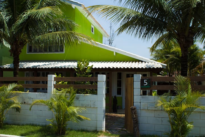 duino`s house in Rio de Janeiro