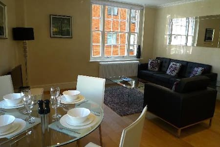 Luxurious flat Oxford St Hyde Park - London - Apartment