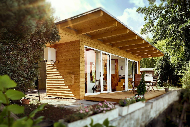 Tiny House 1 in der Sunset Marina - Kleine Häuser zur Miete in ...