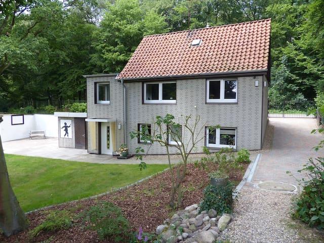 Chalet am Teich  - Naturnahes exklusives Wohnen - Lehrte - House