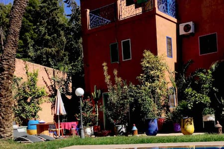 Riad Casa Amlenosa the place to be. Book now