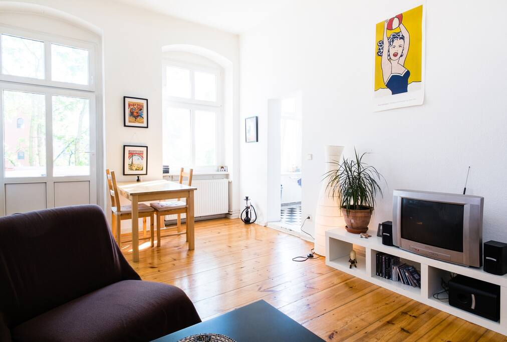 Beautifull flat in central berlin appartements louer berlin berlin al - Appartement a louer berlin ...