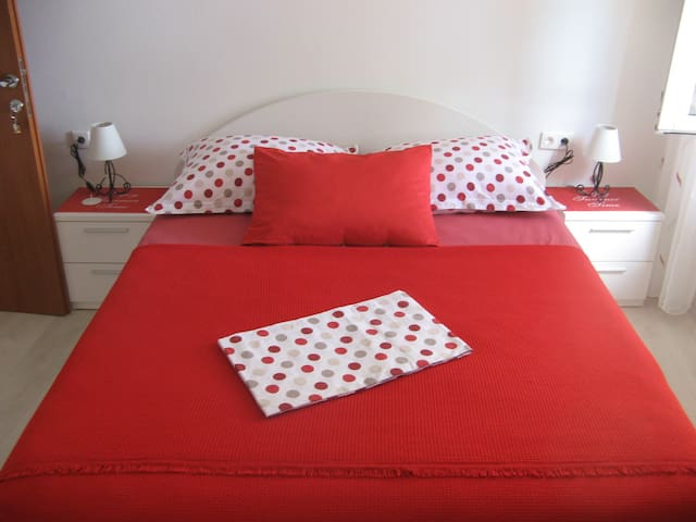 double room with sea view - Korčula - Bed & Breakfast