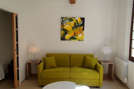 Moustiers, Apartment Le Courtil - Moustiers-Sainte-Marie - 公寓