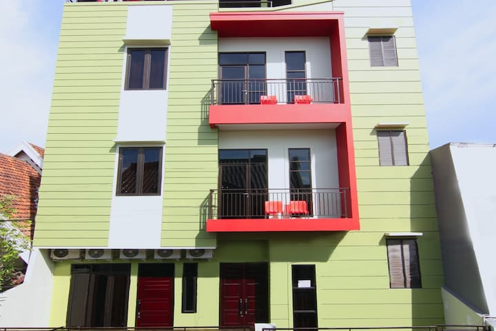 I Residence Kebon Kacang - จาการ์ตาตอนกลาง - บ้าน