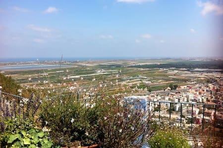 Artistic @ Mediterranean Sea View - Zichron Ja'akow - Villa