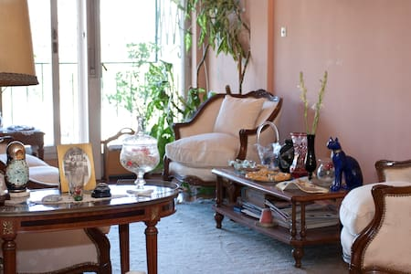 Private room with Toilette + Tango, for WOMEN - Buenos Aires - Apartmen