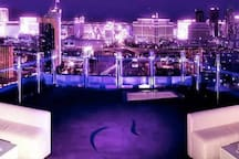 Amenities and action steps away at Palms Casino