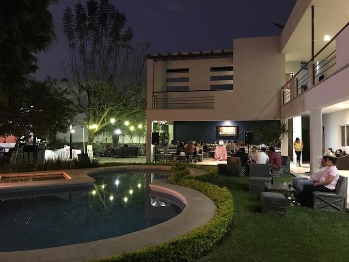 Hotel Boutique villa la escondida