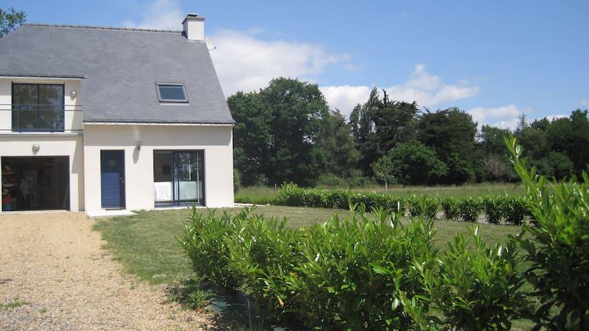 Paradis vert en Bretagne - Pénestin - Ev