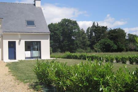 Paradis vert en Bretagne - Pénestin - House